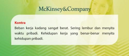 gaji di perusahaan konsultan