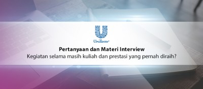 interview unilever