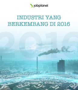 industri berkembang 2016