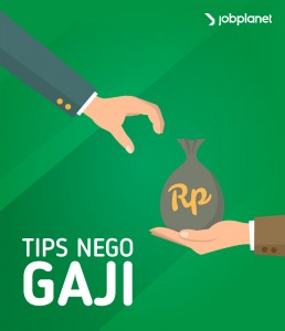 tips nego gaji