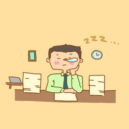 menyiasati rasa kantuk saat bekerja di bulan puasa