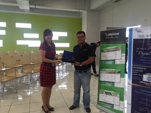 Baidu Indonesia & Jobplanet Go to Campus: Binus University, Alam Sutera