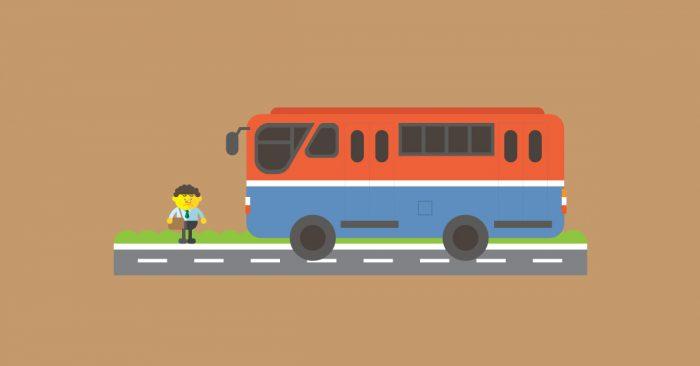 Mengapa Pekerja Kantoran Sebaiknya Naik Angkutan Umum