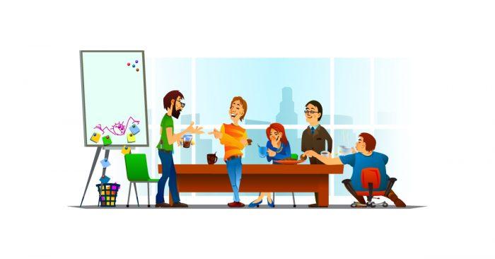 6 aktivitas seru yang bisa dilakukan bersama teman-teman kantor