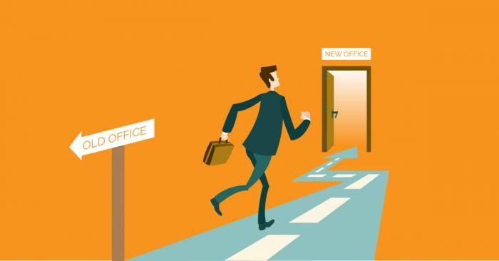Lakukan 5 Hal Ini Sebelum Meninggalkan Kantor Lama
