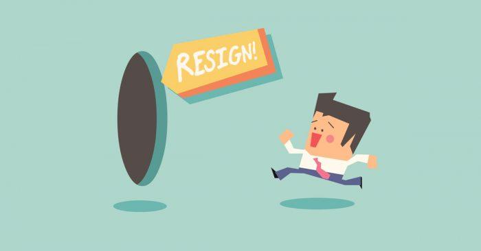 5 Alasan Paling Tepat yang Digunakan Karyawan untuk Resign