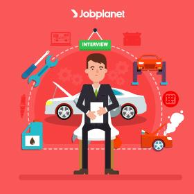 wawancara perusahaan otomotif