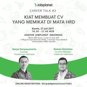 Kiat Membuat CV yang Memikat di Mata HRD